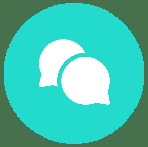 Icone de Chat