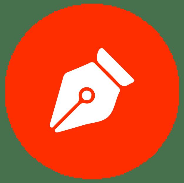 Icone de signature